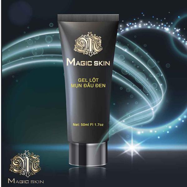 Gel lột mụn đầu đen Magic Skin